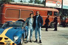 Chris Amon Ferrari GTO