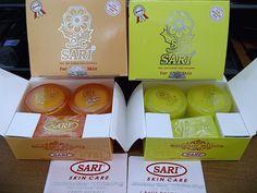 CREAM SARI ORIGINAL Rp 110.000,-