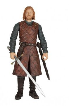 Game of Thrones Legacy Collection Action Figure Series 1 Ned Stark 15 cm Ned Stark, Toy Art, Vikings Halloween, Funko Game Of Thrones, Game Of Thrones Merchandise, Hoodie Creepypasta, Legacy Collection, Diy Sweatshirt, Poses