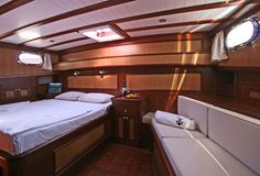 Luxury HAYAL 62 - Motor sailer Check more at https://eastmedyachting.co.uk/yachts/hayal-62-motor-sailer/