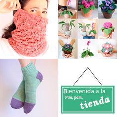 Patrón para tejer un jersey sencillo de bebé a dos agujas| Pim, pam, teje Knitted Slippers, Baby Knitting, Crafts, Diy, Dress, Crochet Cactus, Crochet Hat Patterns, Crochet Earrings, Crochet Slippers