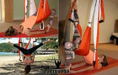 Découvrez en exclusivité en Martinique 2 nouvelles façons de se faire du bien avec le yoga : Ashtanga Yoga et Yoga aérien !