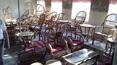 lisää tuoleja Elimäen tallimyymälästä, valtava valikoima
