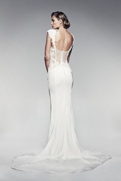 Pallas Couture Wedding Dresses - Fleur Blanche CollectionBridal Musings Wedding Blog