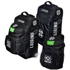 ATOM WHEELS Trolley Bag Travelling to practice and events just got a whole lot easier with the introduction of our LuiginoAtom Trolley Bag Features include Retractable handle Detachable minibag adds flexibility when fitting in overhead compartments Du Roller Derby, Roller Skating, Derby Skates, Speed Skates, Trolley Bags, Inline Skating, Sports Equipment, Golf Bags, Mini Bag