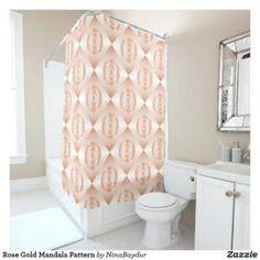 Garnet Hill Paris Shower Curtain