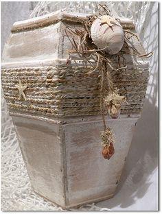 beach vase