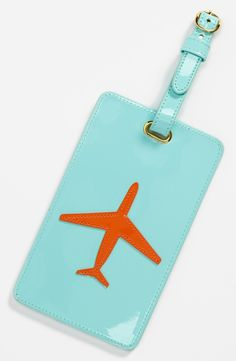 Getaway luggage tag.