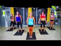 Butt and Thigh Lower Body Workout - PiYo Christine is a Master Trainer for PiYo since 2000 working directly with Chalene Johnson http://21DayLeanOut.com