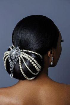 30 beautiful wedding hairstyles for African American brides 30 beautiful wedding hairstyles . 30 beautiful wedding hairstyles for African American brides 30 beautiful wedding hairstyles for Afr Black Wedding Hairstyles, Easy Hairstyles For Medium Hair, Bride Hairstyles, Black Women Hairstyles, Indian Hairstyles, Beautiful Hairstyles, African Wedding Hairstyles, Short Hairstyles, Everyday Hairstyles