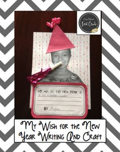 Erica Bohrer's First Grade: My Wish for the New Year