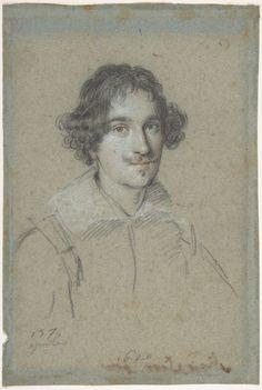 Ottavio Leoni (Il Padovano) | Portrait of Giovanni Battista Rossa | The Met