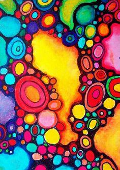 Colorido fondo de pantalla