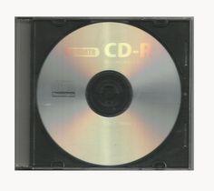 1 WinData 52x Logo Blank CD-R CDR Recordable Disc 80Min/700MB w/ Tyvek Sleeve…