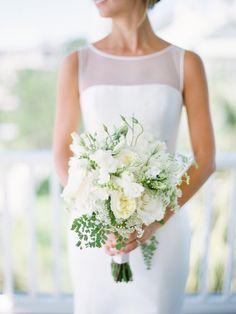 J.Crew Style Real Wedding | Wedding Sparrow