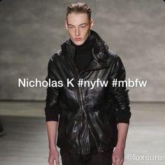 ▶ Nicholas K #mbfw #nyfw - http://flipagram.com/f/Q7g5hrtK7Y
