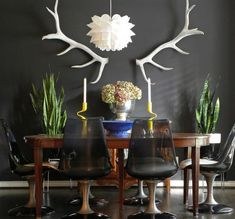 Don't Be Afraid Incorporating Dark Walls Into Your Home Décor – Tips And Ideas