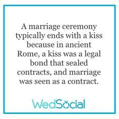 Wedding Fact 432