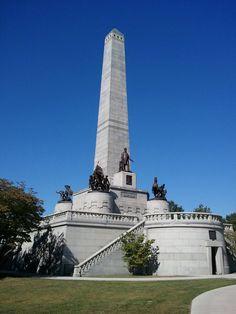 Lincoln's Tomb -- Springfield, IL