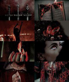 pvffskein:  Dark witch aesthetics - GryffindorHufflepuff| Slytherin| Ravenclaw