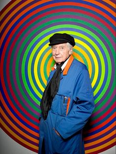 Julio le Parc is a modern op artist and kinetic artist born in 1928 in Mendoza, Argentina. A precursor of Kinetic Art and Op Art, founding member of Groupe de Recherche d'Art Visual and recipient of the Grand Prize for Painting at the 33rd Venice Biennale in 1966, he is a major figure in modern art history. The socially conscious artist was expelled from France in May 1968, after participating in the Atelier Populaire and its protests against major institutions.