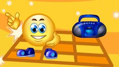 animated smiley faces saying thank you - Google Search