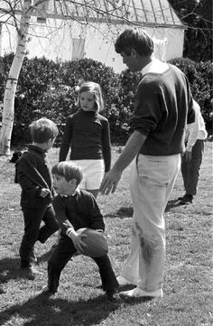 Kerry Kennedy, Christopher Kennedy, Max Kennedy and Bobby Kennedy