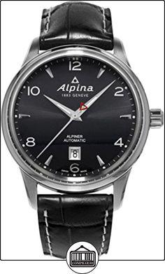 Alpina Geneve Alpiner Automatic AL-525B4E6 Reloj Automático para hombres Clásico & sencillo  ✿ Relojes para hombre - (Lujo) ✿