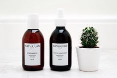 Holly Broome в Instagram: «The brand that makes my hair looks as scandi-chic as it does my bathroom | link in bio! #thatbottletho #bblogger #ukblogger #haircare #sachajuan #longhairdontcare #shampoo #conditioner #hairroutine»