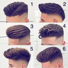 Cool Hairstyles For Men, Boy Hairstyles, Cool Haircuts, Haircuts For Men, Medium Hair Styles, Short Hair Styles, Gents Hair Style, Trending Haircuts, Fade Haircut