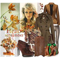 """fall fashion"" by fantasiegirl on Polyvore"