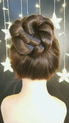Undercut Long Hair, Bun Hairstyles For Long Hair, Braids For Long Hair, Braided Bun Hairstyles, Undercut Hairstyles, Headband Hairstyles, Hair Up Styles, Medium Hair Styles, Natural Hair Styles