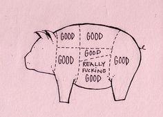 piggy piggy goodness