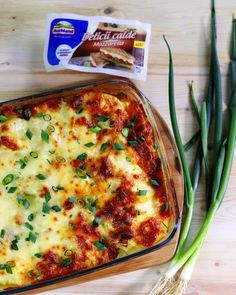 Potatoes au gratin with mozzarella and bacon- ASMR Mozzarella, Lasagna, Bacon, Ethnic Recipes, Food, Mariana, Romanian Food, Essen, Meals