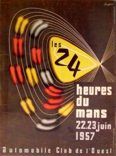 24 heures du Mans 1957