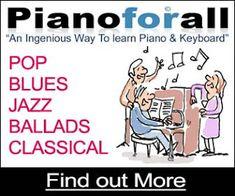 Anuncio : Pianoforall ( The ingenious New Way to Learn Piano & Keyboard )