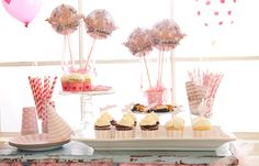 cocodot Dessert Tables. Shop our themed dessert table props for any occasion.
