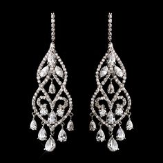 Earrings Trend Mark Hancheng New Leaf Grape 925 Silver Nail Dangle Hanging Gem Stone Created Crystal Drop Earrings For Women Jewelry Brincos Bijoux
