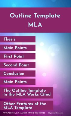 Outline Template MLA: The Main Rules with Explanations Academic Writing, Writing Help, Perfect Image, Perfect Photo, Love Photos, Cool Pictures, Outline, Thats Not My, Templates