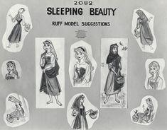 Deja View: The Art of Sleeping Beauty