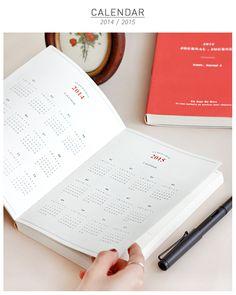MochiThings.com: 2014 Journal J Planner