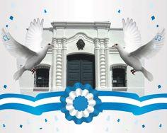 Día de la Independencia Argentina!,  Un poco de historia - 9 de Julio 1816 http://es.wikipedia.org/wiki/Declaraci%C3%B3n_de_independencia_de_la_Argentina