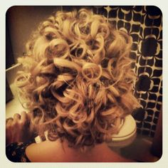 Wedding Hair :)