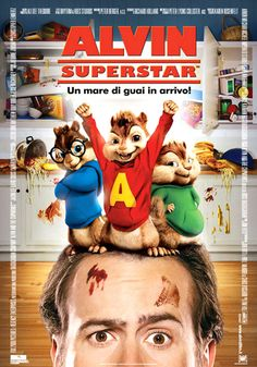 ALVIN SUPERSTAR (Alvin and the Chipmunks)