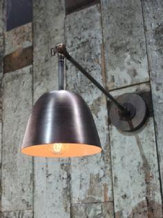 Industrial Lighting | Chantelle Lighting | Bespoke lighting UK - a little scandinavian, could add a little touch of modern