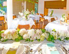 リストランテ フリックの特徴 | レストランウェディングなら 他にはない情報多数掲載 SWEET W TOKYO WEDDING