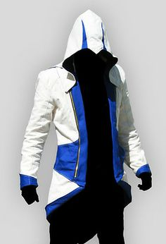 Assassin's Creed: Kenway Jacket by Volante Design ($320)