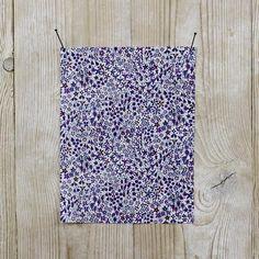 Liberty of London Saville Poplin - Petal and Bud / C – The Fabric Store Online Liberty Art Fabrics, Liberty Of London, Fashion Fabric, Fabric Online, Fabric Material, Linen Fabric, Poplin, Purple, Pattern