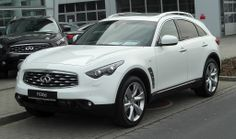 #Infinity FX30d Find out more about Infiniti cars, click the picture!