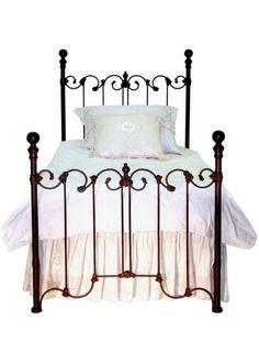 Emeline Iron Bed